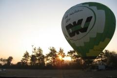 07.10.2007: Ballonstart