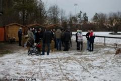 18.12.2011: Weihnachtsfeier