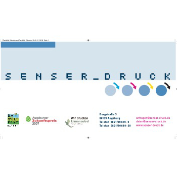senser druck